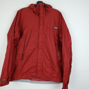 Stearns Dry Wear Mens SIze M Red Sedona Packable